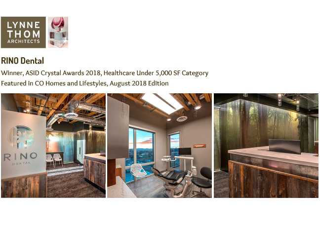 2018 Award Winning Healthcare Interior Design and Architecture