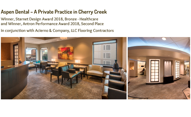 2018 Award Winning Dental Office Interior Design and Architecture