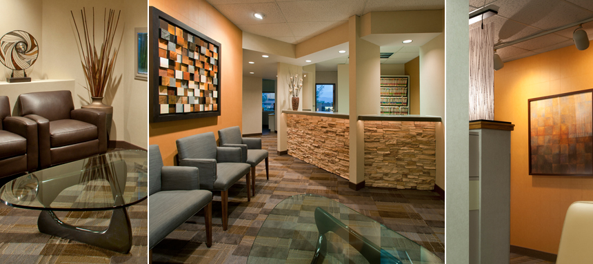 Dental Office Building Interior Design Architecture