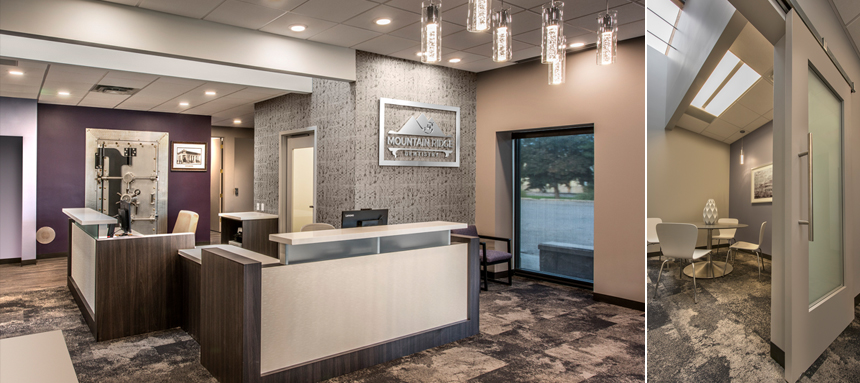 Interior design and architecture ideas for medical offices