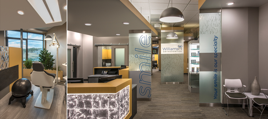 Colorado Dental Office Building Interior Design Architecture and Remodel