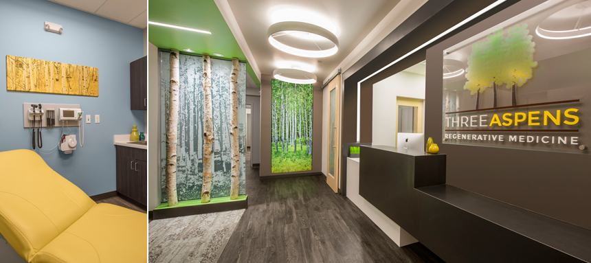 Medical Office Interior Design and Architecture