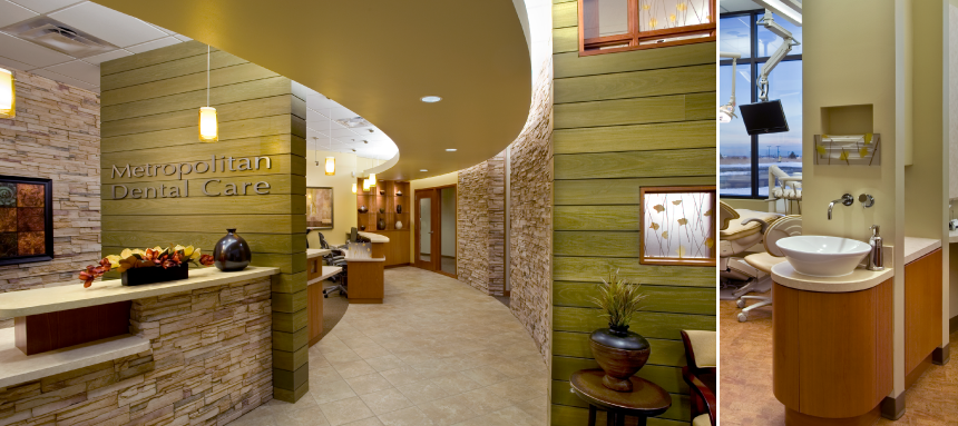 Dental Office Building Interior Design Architecture ideas