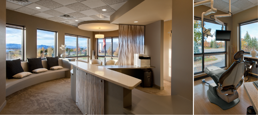 Periodontics Office Building Interior Design Architecture images