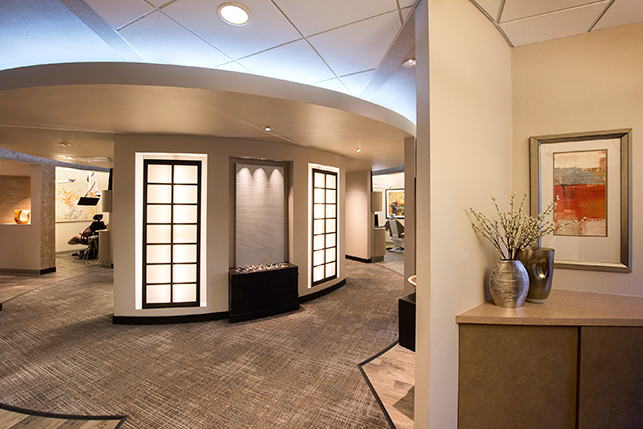 Dental Office Remodel, Architecture and Interior Design