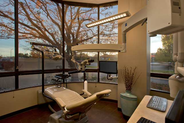 Endodontic office interior design and architecture for Architecture and interior design