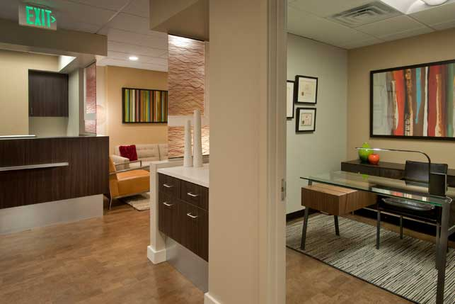 Dental Office Architecture and Interior Design Bissell