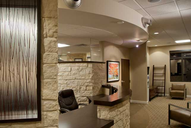 Endodontics Office Architecture and Interior Design - Castle Rock ...