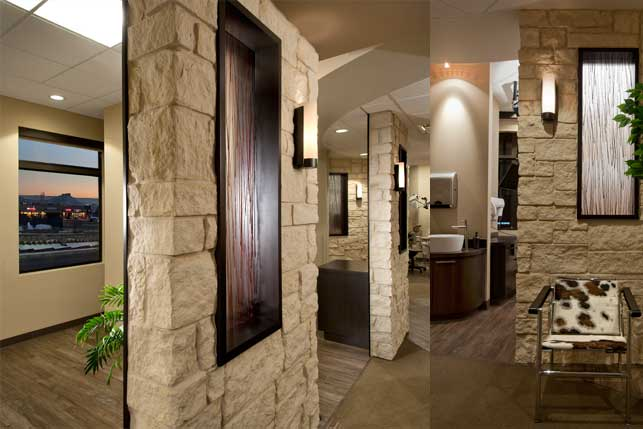 Castle Interior Design Property endodontics office architecture and interior design  castle rock