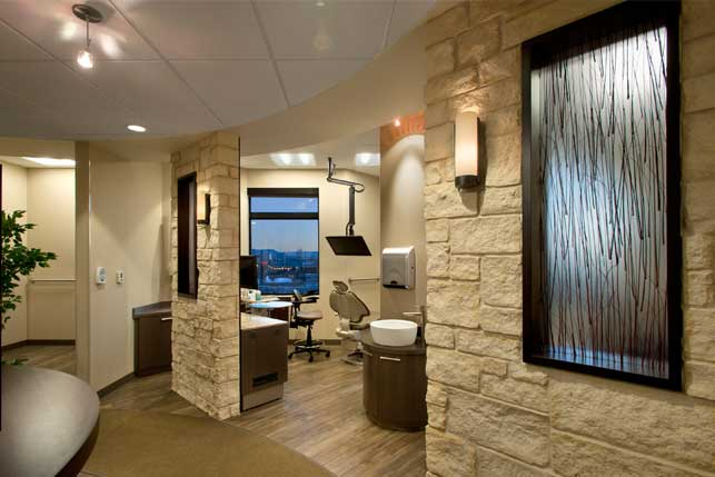 Orthodontic Office Interior Design