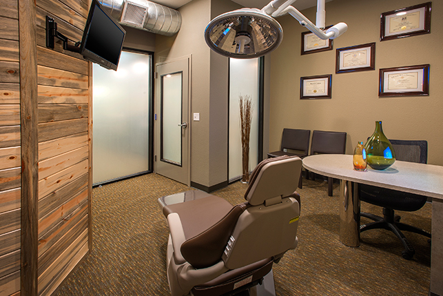 Dental Surgery Office Building Interior Design Architecture