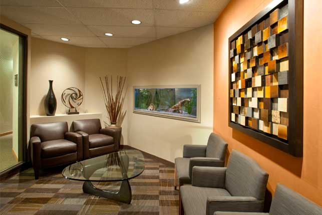 Dental office architecture and interior design highline for Dental office interior design
