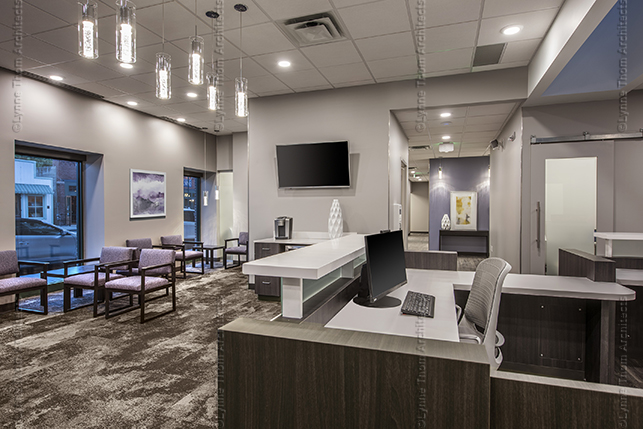 Best interior design and architecture for dental offices