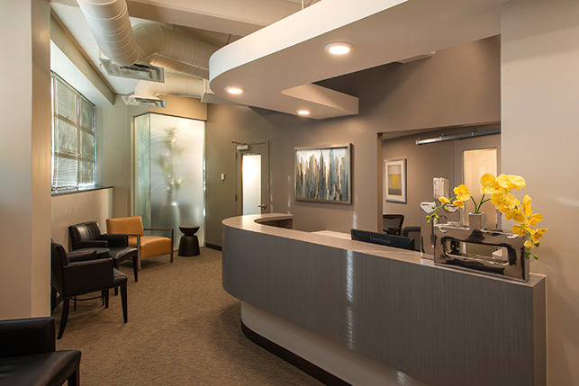 Oral Surgery Interior Design Architecture