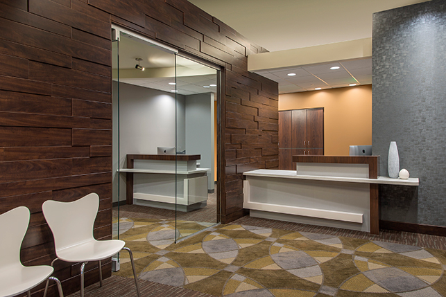 General Dental Office Building Interior Design Architecture
