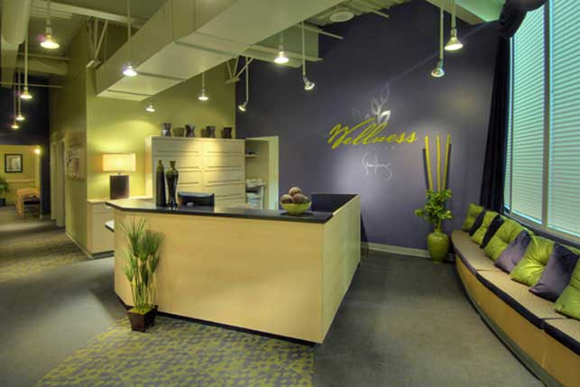 Medical / Wellness center Architecture and Interior Design - Lynne