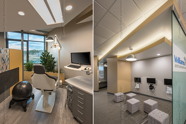 Orthodontics Architecture and Interior Design